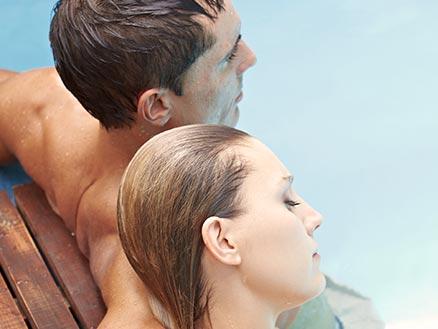 Romance Wellness für Paare - Heidelberg Classic Aroma Experience und Ganzkörperpeeling - 50 Minuten