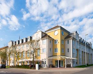 Kurzurlaub - 2 ÜN -Leipzig ACHAT Comfort Messe-Leipzig