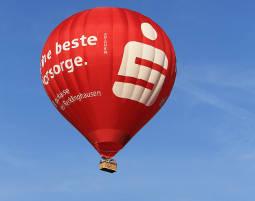 Ballonfahren Plettenberg 60 - 90 Minuten