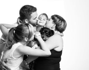 Familien-Fotoshooting - Neuss inkl.  2 Prints, ca. 1 Stunde