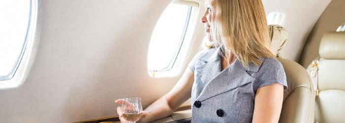 Gourmetflug für Zwei