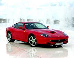 Ferrari selber fahren - Ferrari 550 Maranello - 60 Min - Hannover Ferrari F550 Maranello - Ca. 60 Minuten