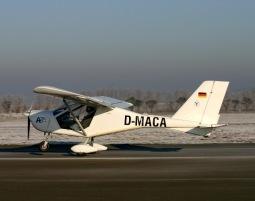 Flugzeug Rundflug - 30 Minuten über Thüringer Wald oder die Rhön - 30 Minuten