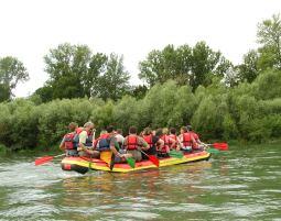 Rafting Istein (Efringen-Kirchen)