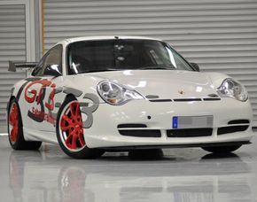 Rennwagen selber fahren - Porsche 911/996 GT3 - 10 Runden Porsche 911 GT3 Typ 996 - 10 Runden - Bilster Berg Drive Resort