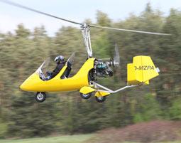 Pilot für einen Tag mit einem Gyrocopter 2 Stunden
