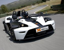 Bild KTM X-Bow fahren - Erlebe die pure Leistung beim KTM X-Bow fahren