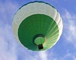 Ballonfahren   Weyarn 60 - 90 Minuten