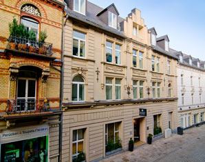 Thermen & Spa Hotels - Wiesbaden ACHAT Premium City-Wiesbaden - Eintritt Kaiser-Friedrich-Therme