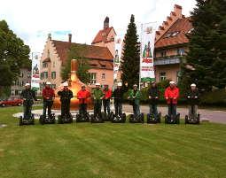 Segway-Tour - Schluchsee - Rothaus Tour zur Rothausbrauerei - Ca. 2,5 Stunden