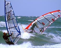 Windsurf-Kurs - 5 Tage Ostsee - 5 Tage