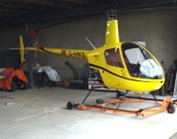 Hubschrauber selber fliegen - Neuhausen 20 Minuten