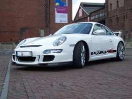 Porsche selber fahren - Porsche 997 GT3 - Gelsenkirchen Porsche 997 GT3 - 60 Minuten mit Instruktor