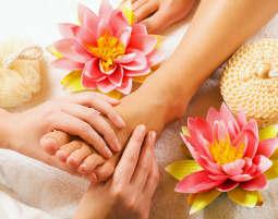 Fußmassage 50 Minuten