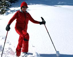 Schneeschuhwanderung Immenstadt Wanderung - ca. 3 Stunden