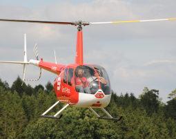 Hubschrauber-Rundflug Eisenach