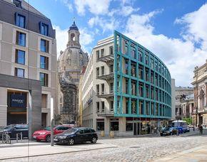 Kultur-Wochenende für Zwei INNSIDE Dresden - Stadtrundfahrt