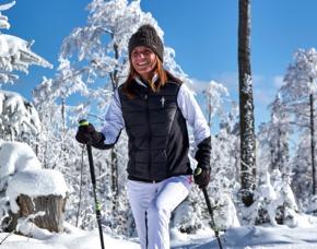 Schneeschuh Wanderung Hohenzollern Wanderung - ca. 2 Stunden