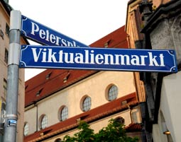 Kocherlebnis Viktualienmarkt Kochkurs mit Besuch des Viktualienmarktes - 3-Gänge-Menü, inkl. alkoholfreie Getränke & Begrüßungsbier