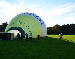 Ballonfahrt Worms