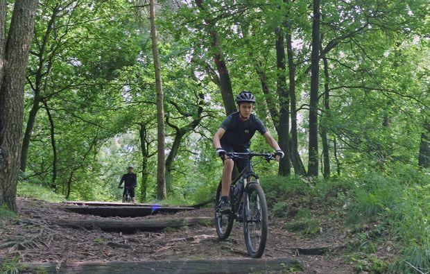 mountainbike-kurs-oer-erkenschwick-wald