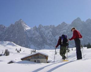 Schneeschuh Wanderung - ca. 6,5 Stunden Lenggries Tages-Tour - ca. 7 Stunden