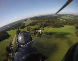 Tragschrauber selber fliegen Grefrath 60 Minuten