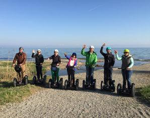 Segway-Tour - Weinberg- und Apfel-Tour Weinberg- und Apfel-Tour - Ca. 2,5 Stunden