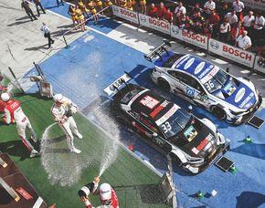 DTM Tickets - Wochenende Nürburgring - 3 Tage - Termine für das Jahr 2019 folgen.