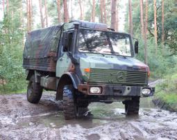 Truck offroad fahren - Unimog U1300L - 1 Stunde Unimog U1300L - 60 Minuten
