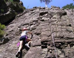 Outdoor Kletterkurs - Oberried Einsteigerkurs - Schwarzwald - 5 Stunden