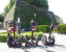 Kleine Segway Tour - Bonn  - 1,5 Stunden Tour entlang des Rheins - Fahrzeit ca. 2 Stunden