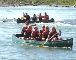Kanu-Tour auf dem Bodensee - Untersee Iznang Bodensee, geführte Tour - ca. 4 Stunden