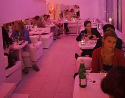 Candle-Light-Dinner für Zwei 3-Gänge-Sushi-Menü, inkl. Aperitif