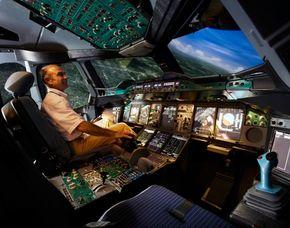 4D-Flugsimulator