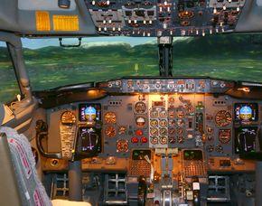 Full Flight-Simulator - Kurz- und Mittelstreckenflugzeug Kurz- und Mittelstreckenflugzeug - 3 Stunden