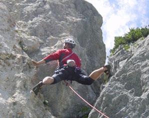 Kletterkurs im Klettergarten - Bayerische Alpen Ohlstadt Bayerische Alpen - 7 Stunden