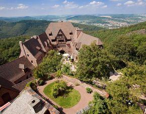 Schlosshotel in Eisenach Hotel auf der Wartburg