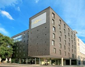 Städtetrip GHOTEL hotel & living Koblenz