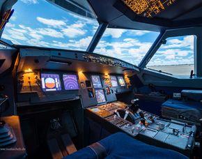 Flight Simulator Airbus A320 (1 Stunde Flugzeit) Airbus A320 - 105 Minuten