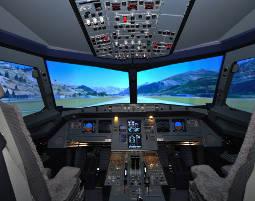 3D-Flugsimulator Bruchsal