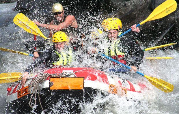 rafting-matten-action