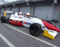 Renntaxi fahren - Formel Renault 2.0 Doppelsitzer Formel Renault 2.0 Doppelsitzer - 2 Runden - Slovakiaring