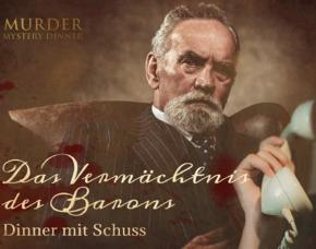 Krimi & Dinner 4-Gänge-Menü inkl. Begrüßungsgetränk