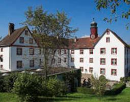 Übernachtung im Kloster für Zwei - Wislikofen im Kloster - 3-Gänge-Menü