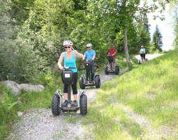 Segway Panorama Tour Flachau