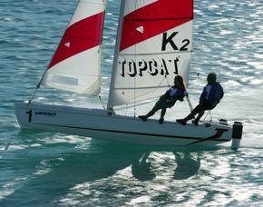 Katamaran-Kurs - Ostsee - 2 Tage Ostsee - 2 Tage
