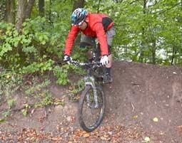 Mountainbike Kurs für Fortgeschrittene - Oberderdingen Kurs für Fortgeschrittene - ca. 6 Stunden
