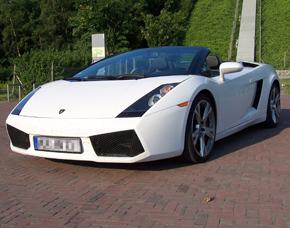 Lamborghini selber fahren - Lamborghini Gallardo - Weeze Lamborghini Gallardo - 60 Minuten mit Instruktor