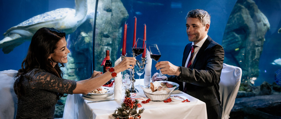 Erlebnisdinner - von spannend bis romantisch